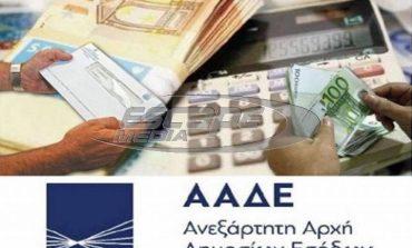 «Αγριεύει» η ΑΑΔΕ - Σχέδιο για κατασχέσεις τραπεζικών λογαριασμών και θυρίδων