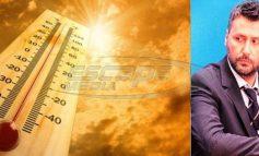 Η ΔΙΚΑΙΩΣΗ ΤΟΥ ΚΑΛΛΙΑΝΟΥ! Ξεπέρασε ακόμα και τους 40°C η θερμοκρασία – Σε ποιες περιοχές χτύπησε… κόκκινο ο υδράργυρος
