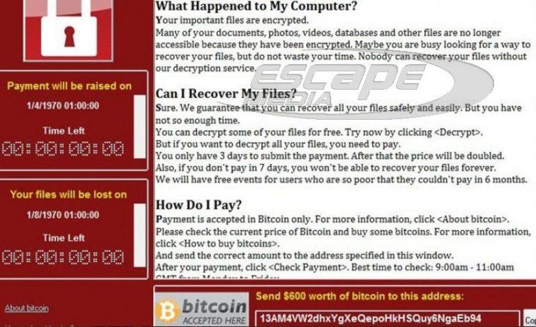 """ΕΛΑΣ: Πώς να προστατευτείτε από το κακόβουλο λογισμικό """"WannaCry"""