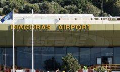 «Ξέφυγαν» οι Τούρκοι: Δέσμευσαν το αεροδρόμιο της Ρόδου για άσκηση!
