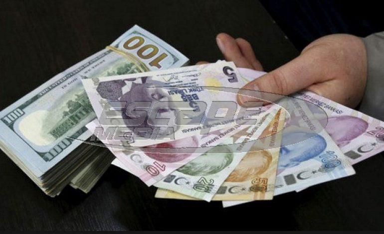 Σε «νευρική κρίση» η Τουρκία – Η Κεντρική Τράπεζα αυξάνει κατά 3% τα επιτόκια