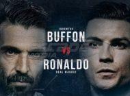 Champions League: Μάχη προσωπικοτήτων! Μπουφόν εναντίον Ρονάλντο