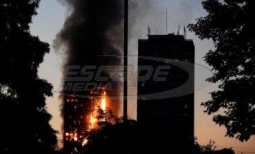 Λονδίνο – Τρόμος! Εκκενώθηκαν πέντε πολυκατοικίες λόγω κινδύνου πυρκαγιάς!