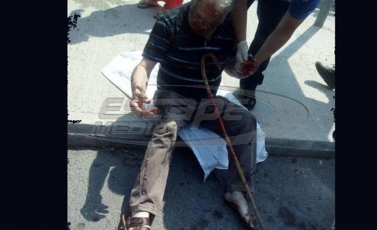 Άνω Λιόσια – Ατύχημα και εγκληματική εγκατάλειψη έξω από τον προαστιακό