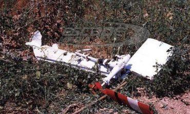 Δύο νεκροί και ένας τραυματίας από την πτώση ψεκαστικού ελικοπτέρου στον Σχινιά