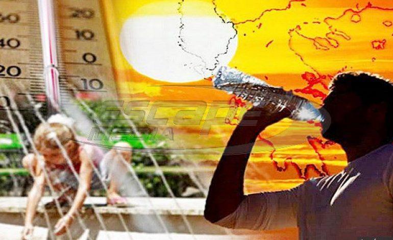Καύσωνας στην Ευρώπη: «Σαρώνει» Γαλλία και Ισπανία