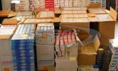 Κρήτη: Πάνω από 1,5 εκατομμύριο πακέτα με λαθραία τσιγάρα έκρυβε πλοίο