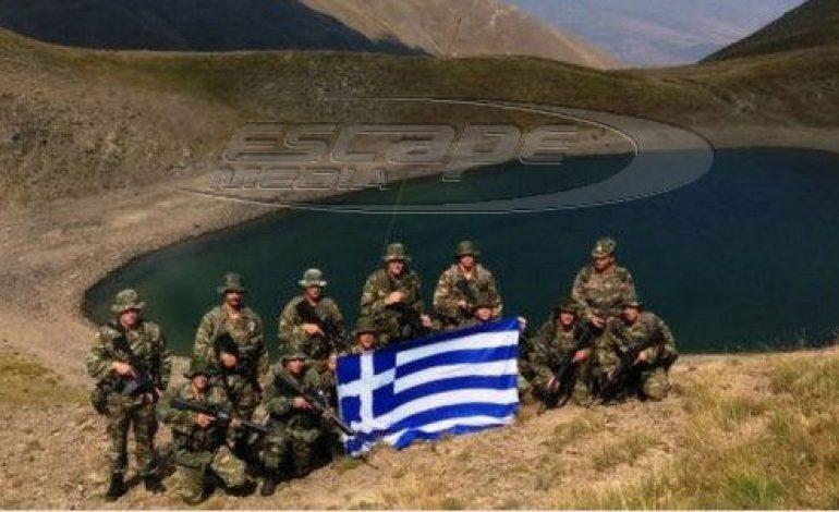 «Καθαρό» μήνυμα από Αθήνα σε Τίρανα και UCK: Aνάπτυξη ελληνικών στρατευμάτων στην μεθόριο με Σκόπια και Αλβανία…