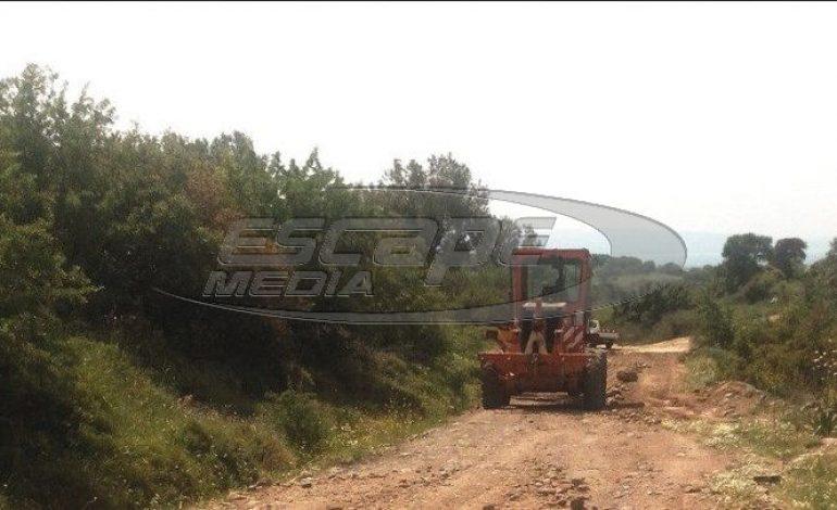 Χρηματοδότηση για την αγροτική οδοποιία στην Στερεά Ελλάδα