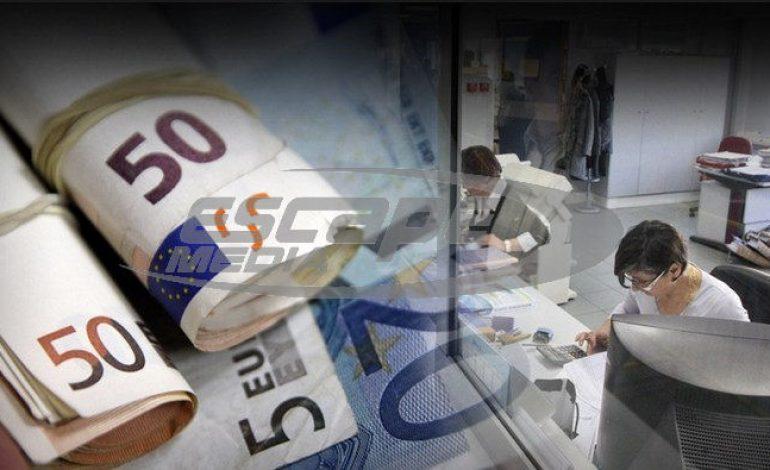 Οι φορολογούμενοι «φόρτωσαν» στις κάρτες μισό δισ. για να πληρώσουν την εφορία