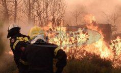 Ζητήθηκε η εκκένωση του οικισμού Ροδινά στη Ζαχάρω