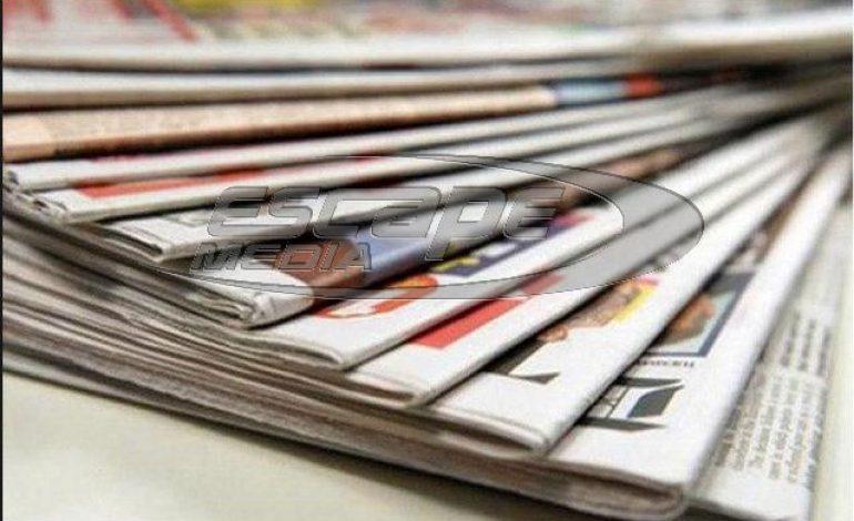 Στα σούπερ μάρκετ οι εφημερίδες με πράξη νομοθετικού περιεχομένου