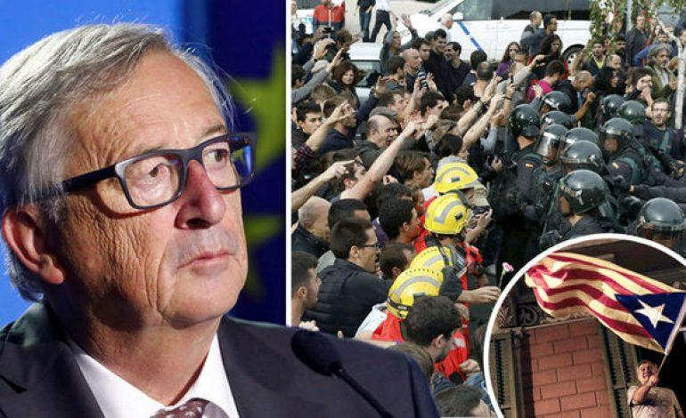Η Ευρώπη διαλύεται όπως προφητεύθηκε: Απειλές θανάτου κατά του Προέδρου της Καταλονίας