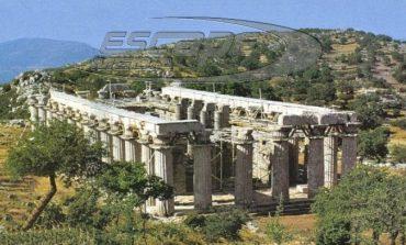 Ο ναός του Επικούριου Απόλλωνα που… περιστρέφεται – Bίντεο