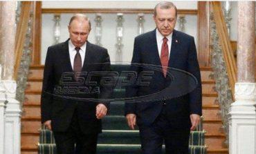 Οργή B.Πούτιν για τις δηλώσεις Ρ.T.Ερντογάν για την Κριμαία: Σε κίνδυνο η συμφωνία για τους S-400