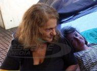 Στο Ερρίκος Ντυνάν η δημοσιογράφος απεργός πείνας Αφροδίτη Υψηλάντη