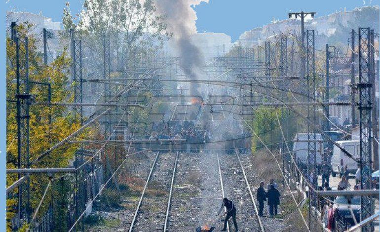 Για την ασφάλεια των γραμμών εντός της Λάρισας δεσμεύεται ο ΟΣΕ