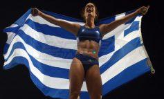H Κατερίνα Στεφανίδη υποψήφια για τον τίτλο της κορυφαίας αθλήτριας στον κόσμο