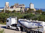 Τιτάν: Δωρεά τσιμέντου και αδρανών υλικών για τις ανάγκες στη Μάνδρα