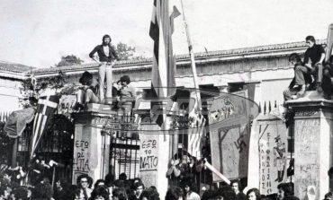 Πολυτεχνείο 2018: «Η χούντα έβγαλε το βελούδινο γάντι της», σχολίαζε ο ξένος Τύπος το 1973