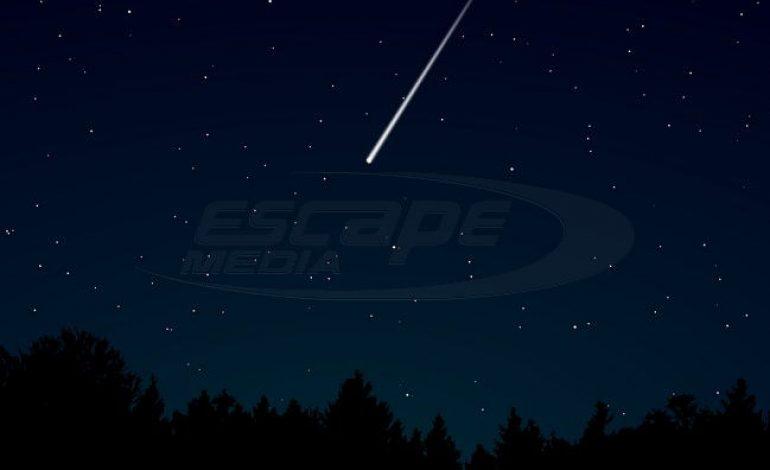 Με πεφταστέρια και υπερπανσέληνο μπαίνει ο καινούργιος χρόνος Θα είναι το πιο μεγάλο και φωτεινό φεγγάρι όλου του 2018