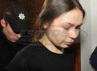 «Λύγισε» στο δικαστήριο η κόρη του Ρώσου ολιγάρχη: Σας παρακαλώ συγχωρέστε με!