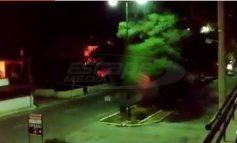 'Εκρηξη από μασούρι δυναμίτιδας στο βενζινάδικο στην Ανάβυσσο