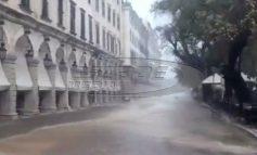 Έκτακτο: Τυφώνας κτυπά Κέρκυρα και Ήπειρο