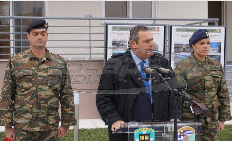 «Αστραπόβροντα» Καμμένου για Σκόπια και διαχωρισμό Κράτους-Εκκλησίας