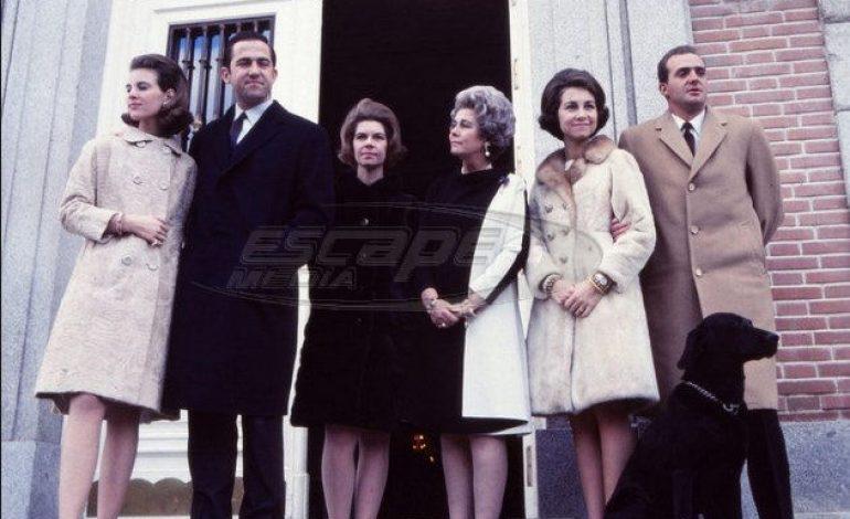 Οι πρώτες ημέρες εξορίας της βασιλικής οικογένειας στην Ρώμη τον Δεκέμβριο του 1967