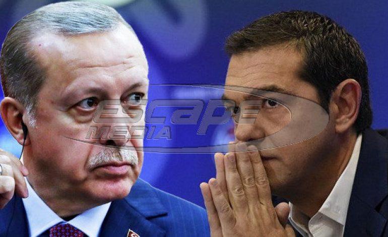 Η επίσημη ανακοίνωση της επίσκεψης Ερντογάν