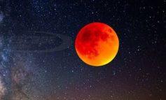 Έρχεται  το σπάνιο φαινόμενο μία «σούπερ σελήνη», μία «μπλε σελήνη» και μία «έκλειψη σελήνης»
