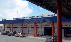 Αναμένεται αύξηση των τουριστών μέσω του αεροδρομίου του Αράξου