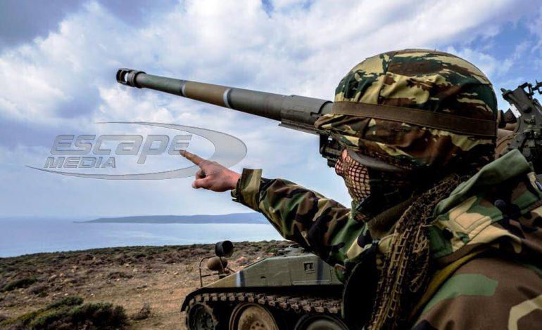 Τρομαχτική δύναμη πυρός απέκτησαν τα νησιά: Μαζικές μετακινήσεις στρατιωτικών δυνάμεων και ολονύχτιες ρίψεις Αλεξιπτωτιστών…