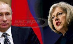 Αντίποινα Βλ. Πούτιν σε Λονδίνο: Απέλαση 23 Βρετανών διπλωματών και «λουκέτο» στο British Council