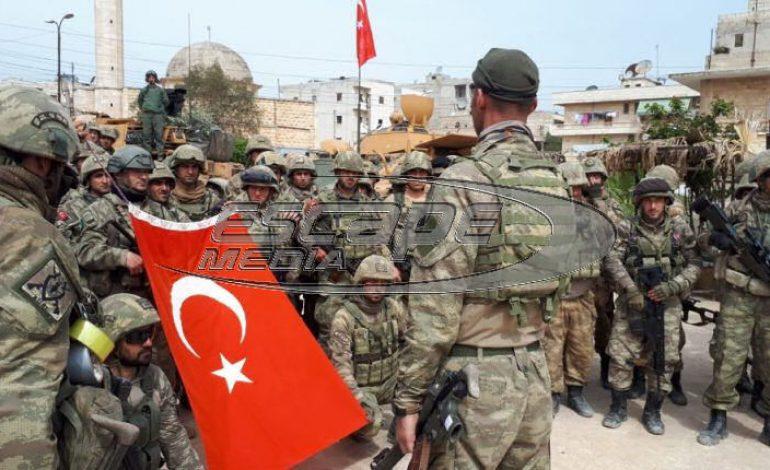 H Τουρκία απαντά στις ΗΠΑ: «Θα μείνετε μαζί μας ή θα πάτε με τους τρομοκράτες;»