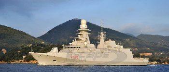 Υπερσύγχρονες φρεγάτες στέλνει η Γαλλία - Το πολεμικό ναυτικό «κλειδώνει» το Αιγαίο