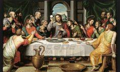 Γιατί ο Χριστός στο Μυστικό Δείπνο είπε «Πίετε εξ' αυτού πάντες» και δεν είπε και «Λάβετε φάγετε πάντες»