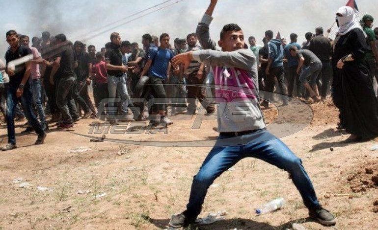 «Ματωμένα εγκαίνια στη Γάζα» – Αυξάνεται συνεχώς ο αριθμός των νεκρών