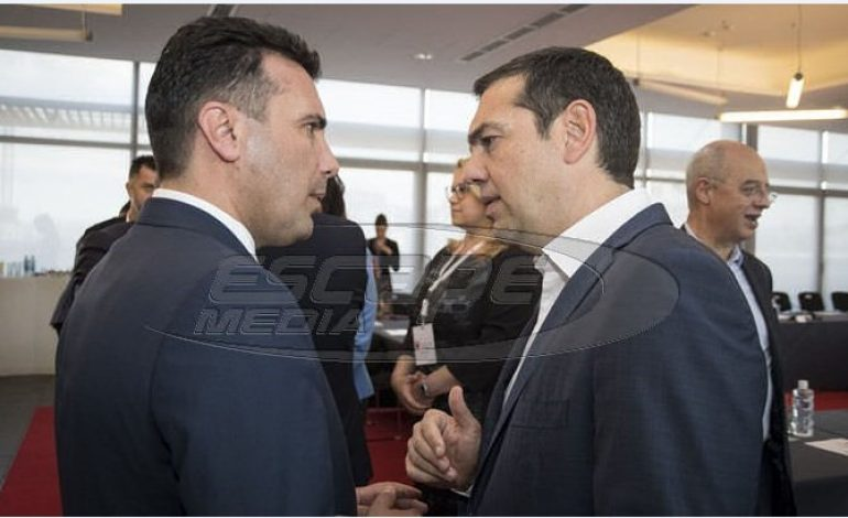 Ο Zάεφ τηλεφώνησε στον Τσίπρα για τη λύση στο Σκοπιανό