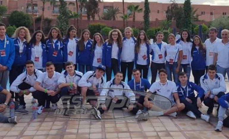 Με 34 μετάλλια επιστρέφουν οι Έλληνες μαθητές από την Παγκόσμια Γυμνασιάδα