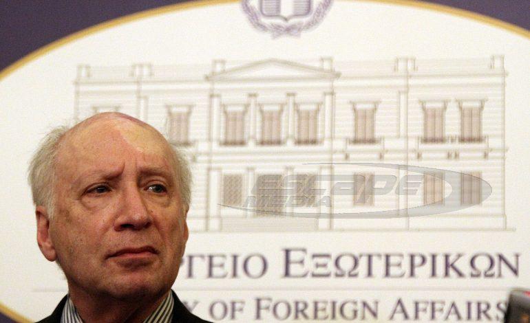 Ικανοποίηση Νίμιτς για την συμφωνία Ζάεφ – Τσίπρα