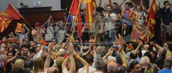Κυβερνητικός εκπρόσωπος Σκοπίων: Κι εσείς Μακεδόνες, κι εμείς Μακεδόνες