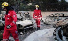 Στην Εντατική παραμένουν 10 εγκαυματίες από τη φωτιά στην Ανατολική Αττική