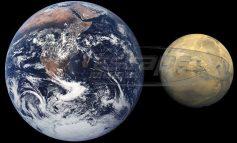 Σε «απόσταση αναπνοής» ο Αρης από τη Γη την Τρίτη
