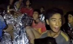 Ταϊλάνδη: Τα παιδιά αποκαλύπτουν πώς εγκλωβίστηκαν στη σπηλιά