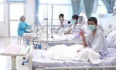 Την Πέμπτη βγαίνουν από το νοσοκομείο τα 12 παιδιά στην Ταϊλάνδη