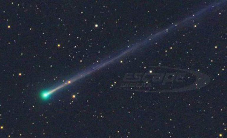 Ο κομήτης «Χαλκ» πλησιάζει τη Γη