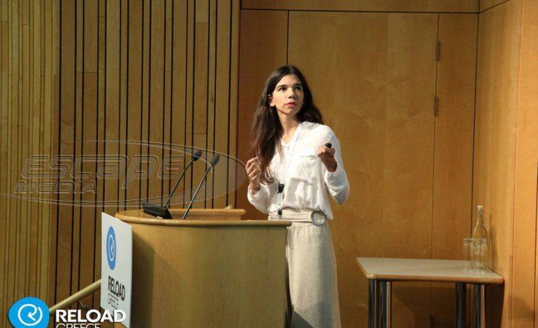 Διάνα Βουτυράκου: Η 23χρονη Ελληνίδα που βγήκε Πρώτη στον Κόσμο στη Ρομποτική!
