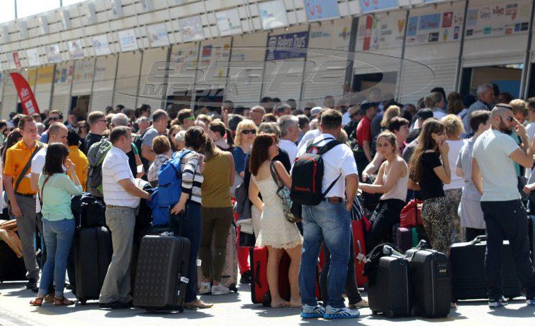 Πάτρα: Κατά 20% αυξήθηκε το πρώτο επτάμηνο του 2018 η επιβατική κίνηση στο αεροδρόμιο του Αράξου